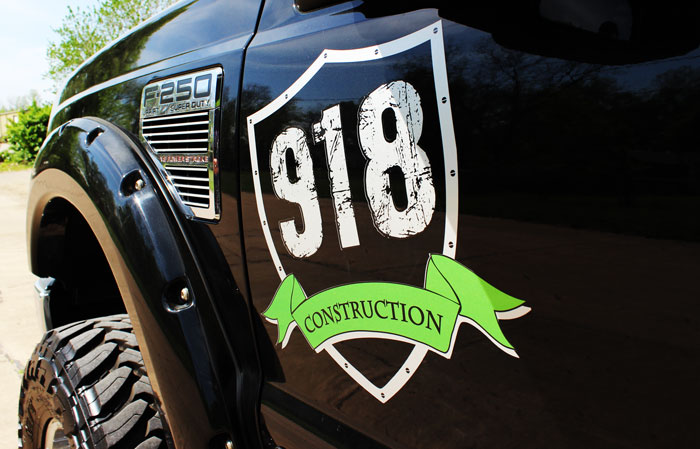 Call 918 Construction Today