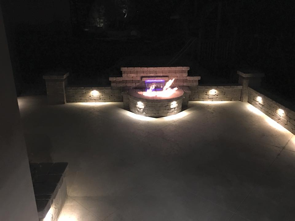 Tulsa Outdoor Fire Pit