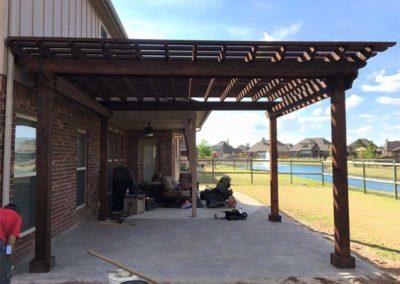 Tulsa Outdoor Sitting Area
