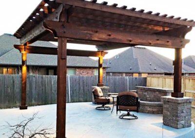 Tulsa Pergola & Patio Contractor