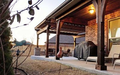 We Build Covered Patios in Tulsa (Explore Style & Feature Options)