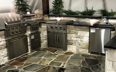 Outdoor Kitchen Grills (7 Key Questions to Ask When Selecting Your Grill)