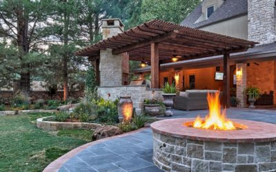 Want to Bring Your Family Together? Build a Fire Pit (Here's Why)